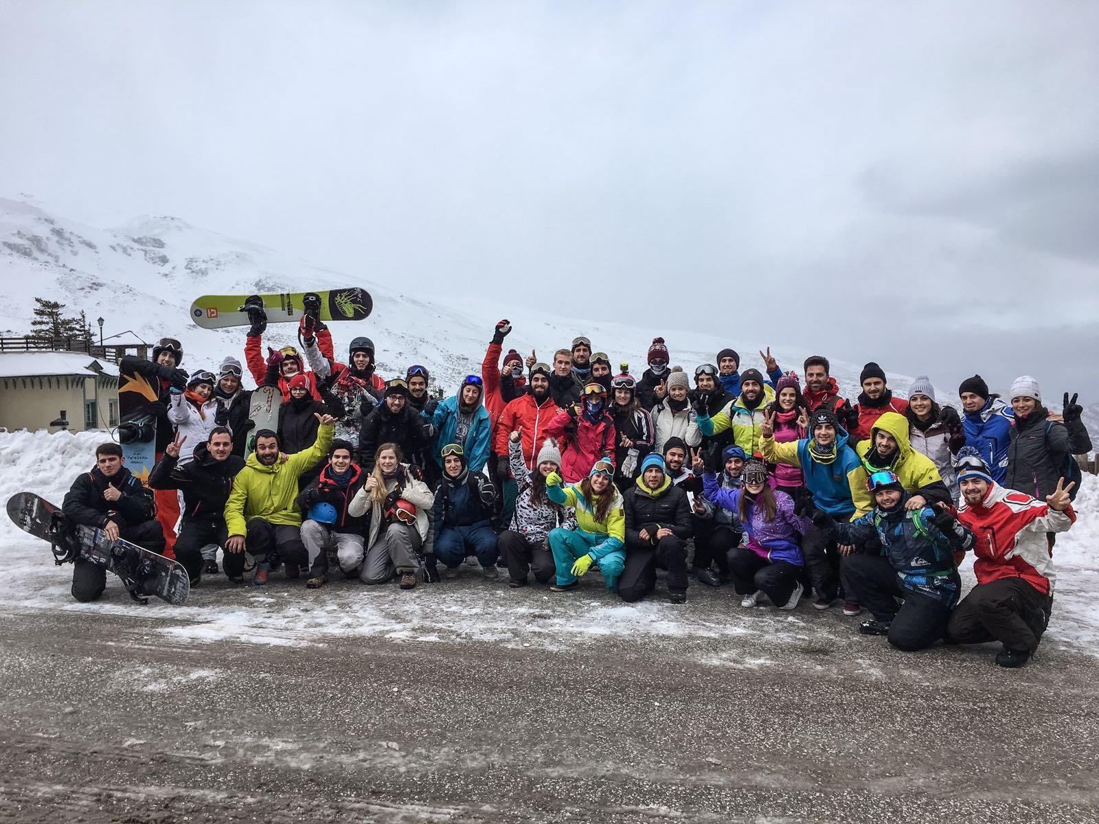 ski charate