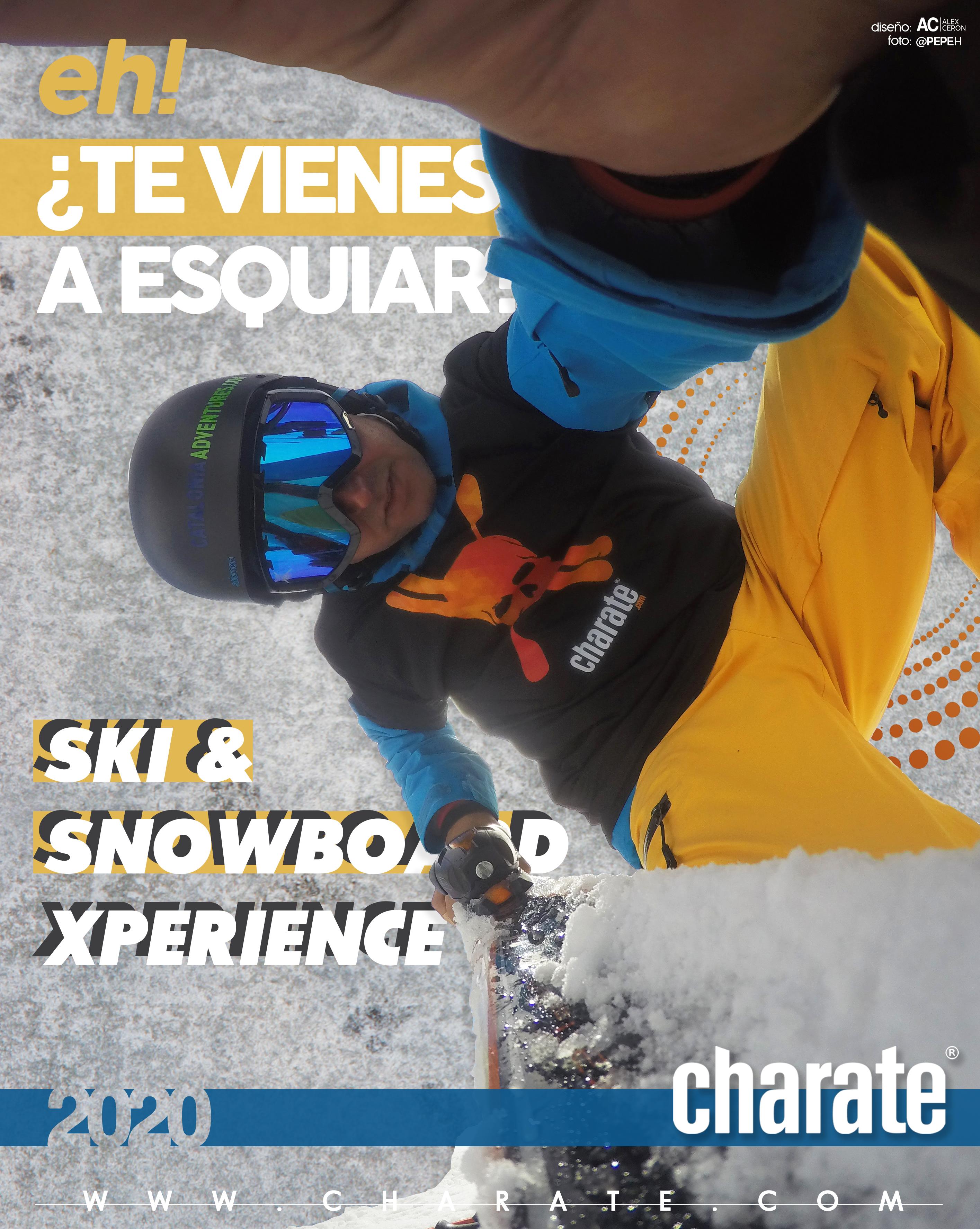 """VIAJE ESQUI + SNOW 1 DÍA @ Estación de Esquí """"Sierra Nevada"""""""